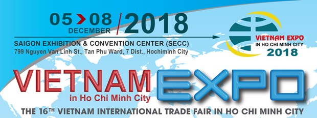 Vietnam Expo 2018 to run in HCM City next month hinh anh 1