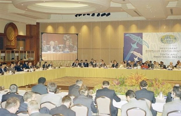 Vietnam's 20-year APEC membership: strategic vision hinh anh 1