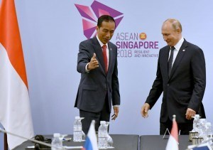 Indonesia seeks to boost economic ties with Russia hinh anh 1