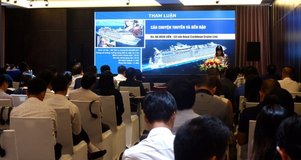Da Nang eyes cruise tourism development hinh anh 1
