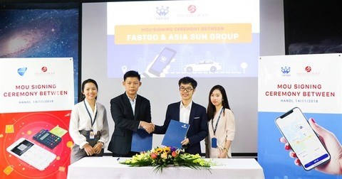 FastGo to launch service in Myanmar next month hinh anh 1
