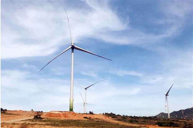 Ninh Thuan steps up implementation of wind power projects hinh anh 1