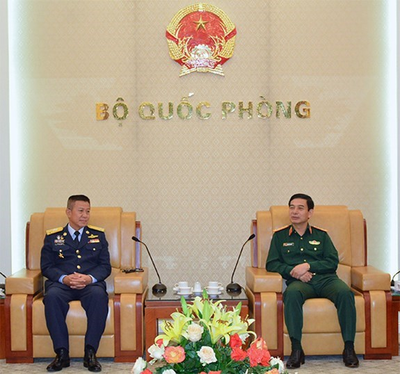 Vietnam, Thailand foster air defence cooperation hinh anh 1