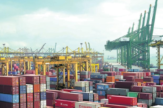 Singapore's October exports up 8.3 percent hinh anh 1