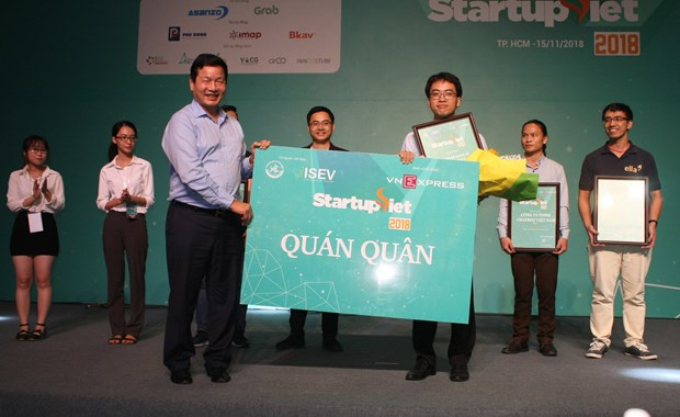 Best Vietnamese startups honoured hinh anh 1