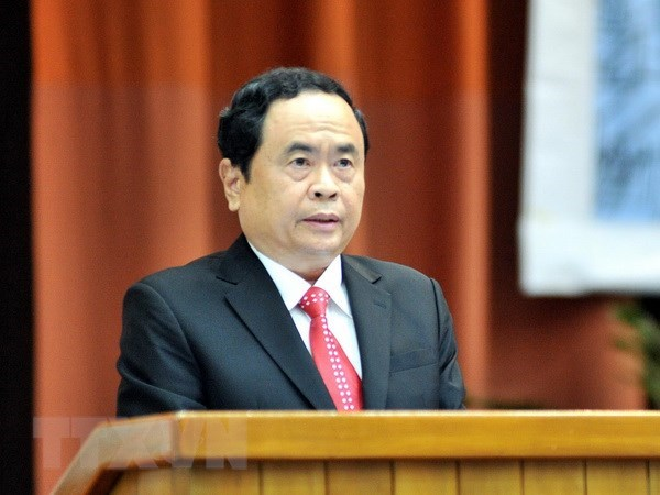 Front leader sends greetings to Caodaists on founding anniversary hinh anh 1