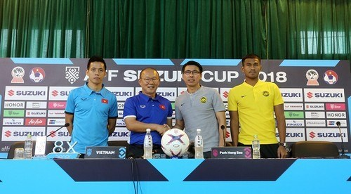 Vietnam in good shape ahead of Malaysia clash in AFF Cup hinh anh 1