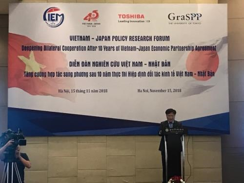 Vietnam, Japan boost economic cooperation hinh anh 1