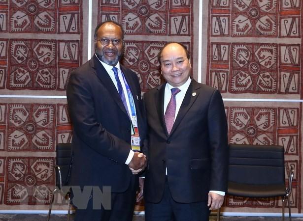 Vanuatu treasures friendship, cooperation with Vietnam hinh anh 1