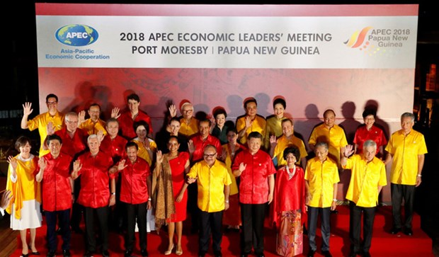 APEC leaders fail to agree on joint statement hinh anh 1