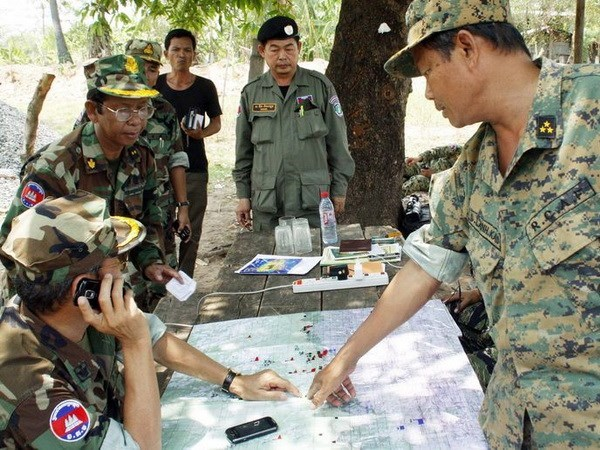 Cambodian PM won't allow any foreign military base in territory hinh anh 1