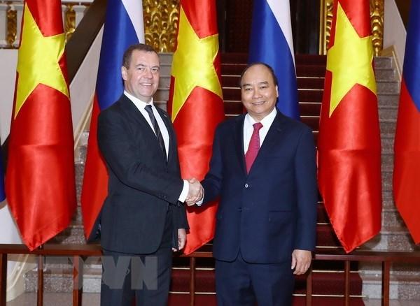 Vietnam, Russia seek ways to bolster partnership hinh anh 1