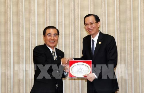 HCM City bolsters collaboration with Japan's Kagoshima city hinh anh 1