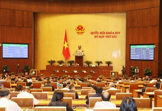 National Assembly to vote on five bills on November 19 hinh anh 1