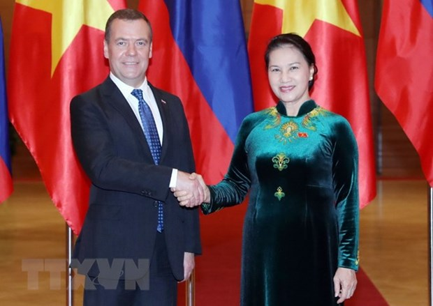 National Assembly helps take ties with Russia to next level hinh anh 1