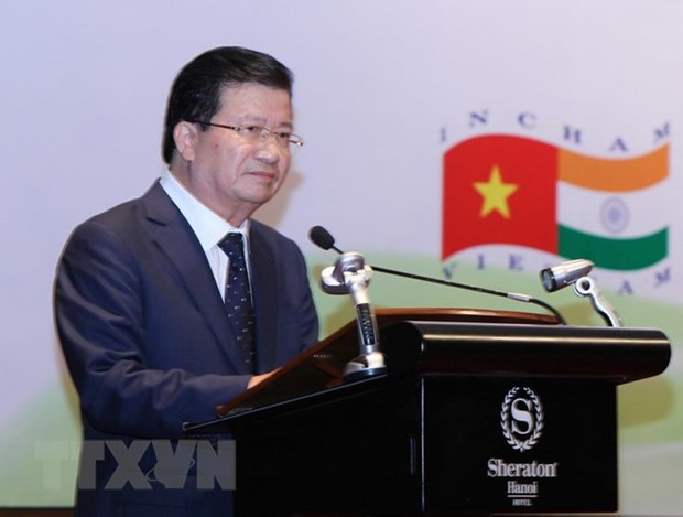 Vietnam-India Business Forum opens up new cooperation opportunities hinh anh 1