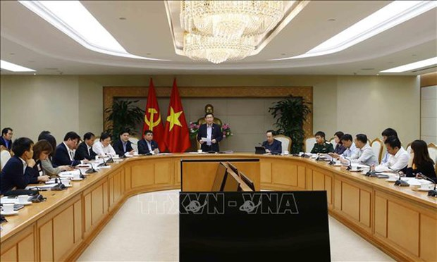 IT application ensures high-quality 2019 census: Deputy PM hinh anh 1