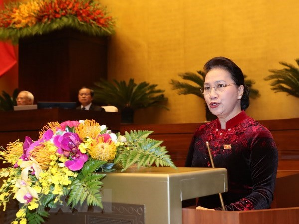 National Assembly wraps up sixth session hinh anh 1