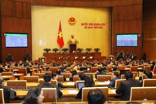 14th National Assembly's sixth session: set agenda fulfilled hinh anh 1
