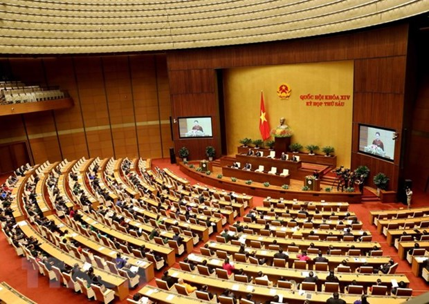 National Assembly's sixth session convenes final plenum hinh anh 1