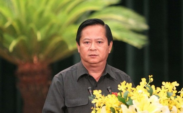 Former HCM City vice chairman arrested hinh anh 1