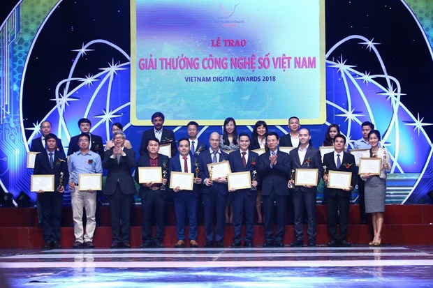 First-ever awards honour excellent digital products, services hinh anh 1
