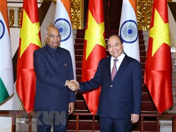 Vietnam, India look to lift comprehensive strategic partnership hinh anh 1