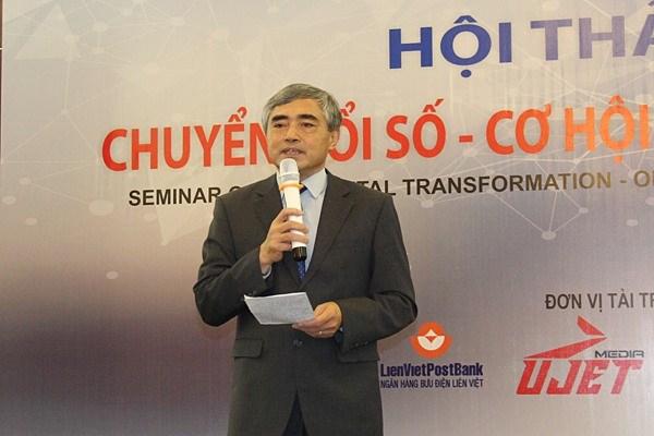 Digital transformation emphasised as urgent tasks hinh anh 1