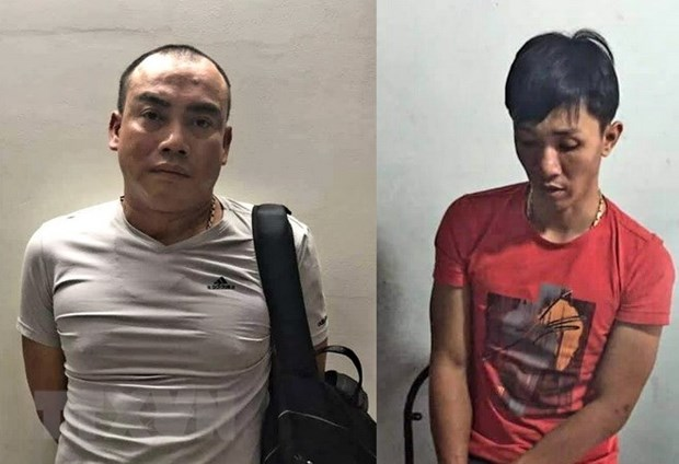 Major drug ring busted, seizing nearly 40kg of drugs hinh anh 1