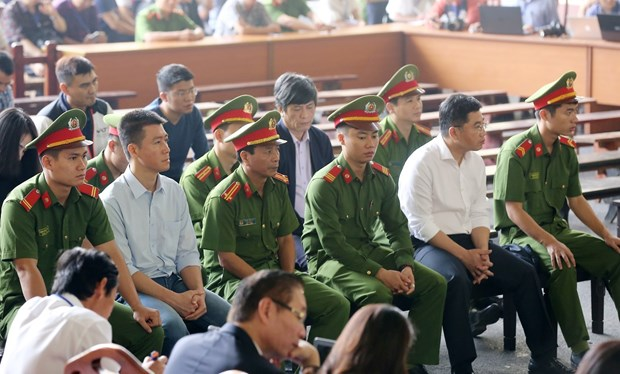Major online gambling case: accusations announced hinh anh 1
