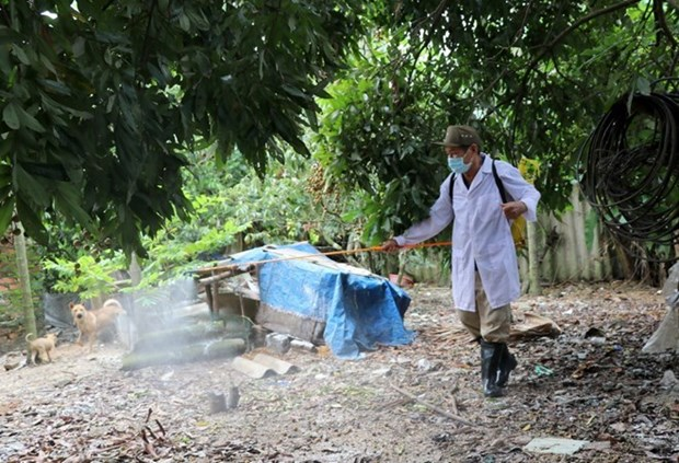 Phu Yen declares end to A/H5N6 outbreak hinh anh 1