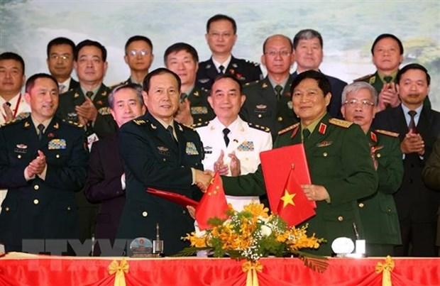 Seminar spotlights Vietnam-China defence friendship exchange hinh anh 1