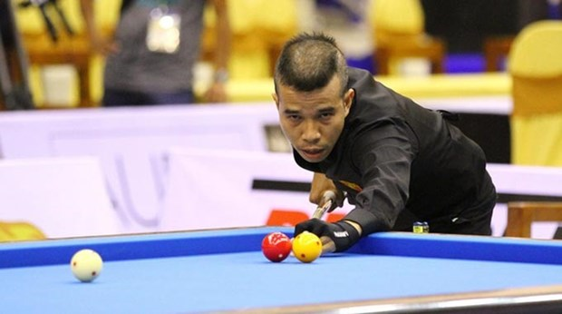 Vietnamese player becomes Asian's top cueist hinh anh 1