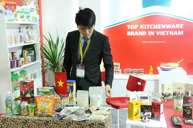 Vietnamese products on display at SIAL InterFood hinh anh 1