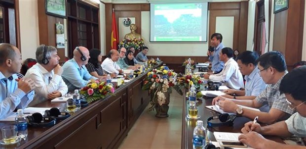 Australia helps Dak Nong develop coffee, pepper cultivation hinh anh 1