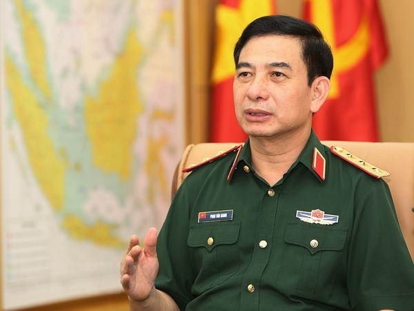 Vietnam People's Army delegation visits Thailand hinh anh 1