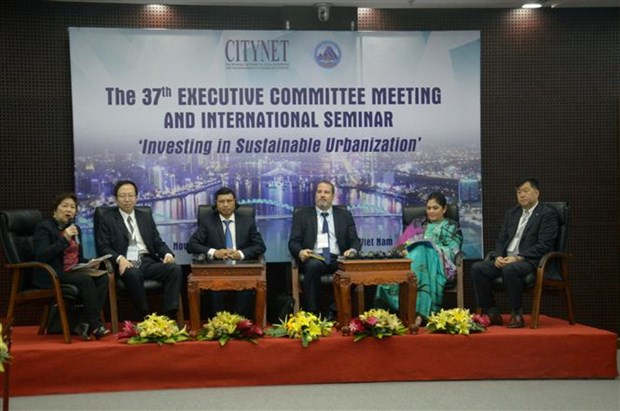 Da Nang: Int'l seminar shines a light on sustainable urbanisation investment hinh anh 1