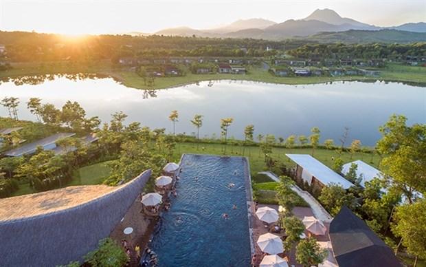 Hanoi resort tourism boasts potential hinh anh 1