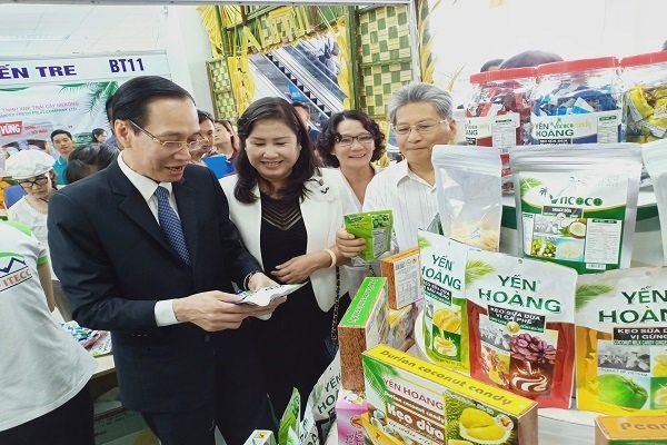 HCM City strengthens trade connection with southern localities hinh anh 1