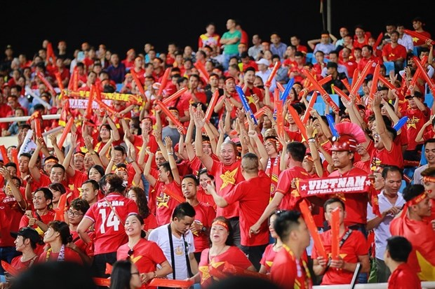 AFF Cup 2018: Vietnam-Cambodia match tickets sold out hinh anh 1