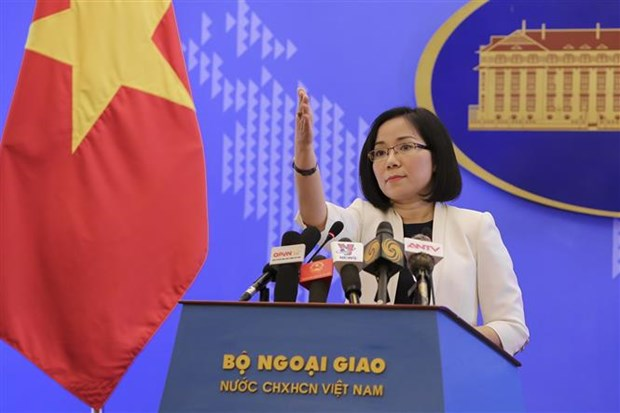Preserving peace, stability in East Sea a shared responsibility: Vice spokesperson hinh anh 1