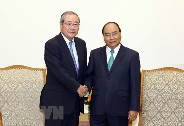 PM calls on SMBC to expand investment in Vietnam hinh anh 1