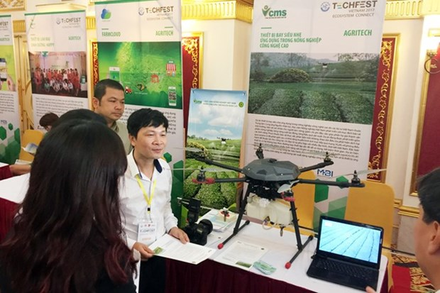 Project helps develop tech business incubators in Vietnam hinh anh 1