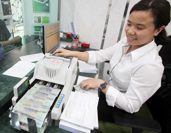 Reference exchange rate continue to rise on November 22 hinh anh 1