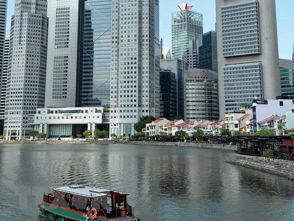 Singapore records 2.2 percent growth in Q3 hinh anh 1