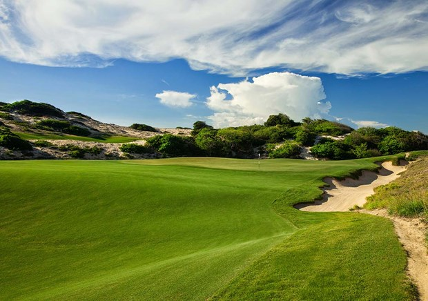 Vietnam named Asia's best golf destination hinh anh 1