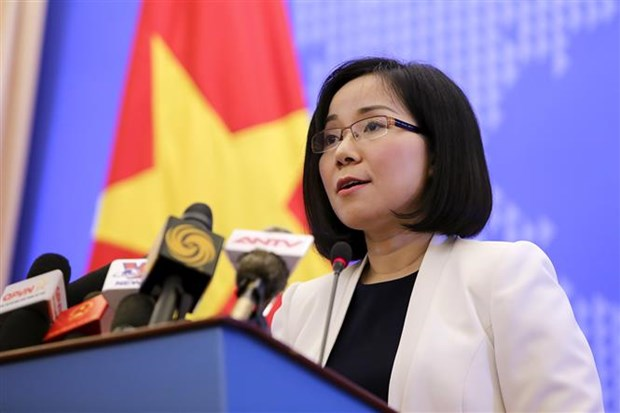 Vietnam: oil and gas cooperation in East Sea must adhere to 1982 UNCLOS hinh anh 1