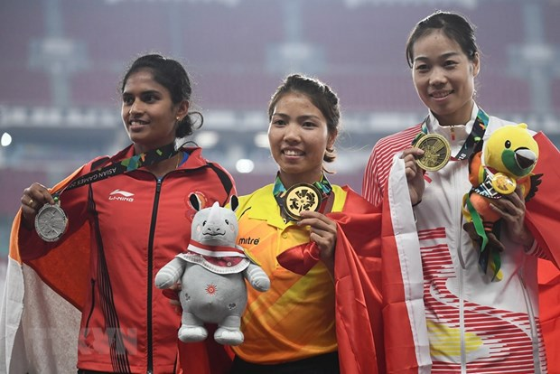 Vietnam has high hopes for young athletes hinh anh 2