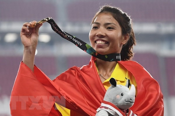 Vietnam has high hopes for young athletes hinh anh 7