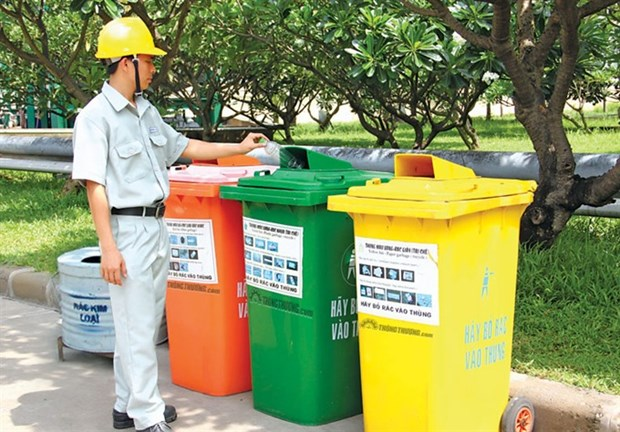 HCM City to begin garbage sorting on November 24 hinh anh 1